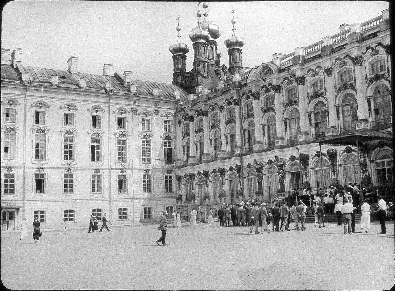 1937. Ленинград, Царское село