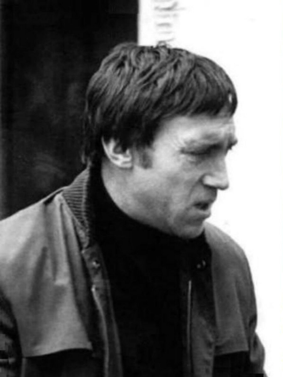 86. Владимир Высоцкий в Иркутской области. Фото Леонида Васильевича Мончинского, июнь 1976 года