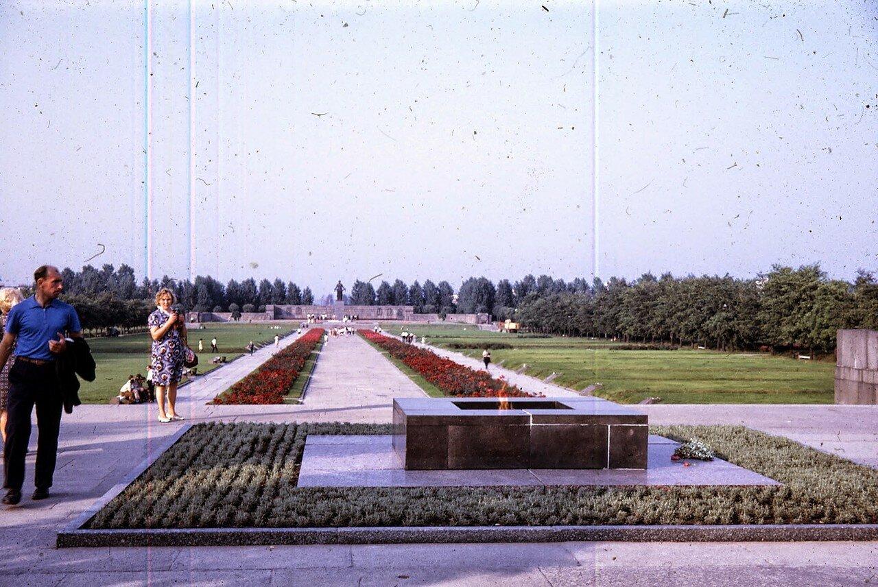 Ленинград. Пискаревское кладбище