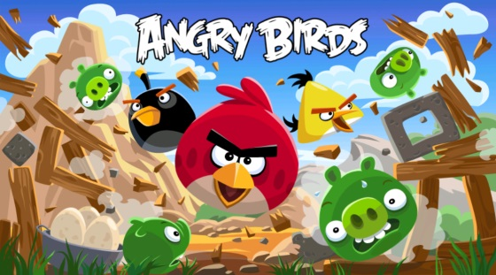 Angry Birds для Android