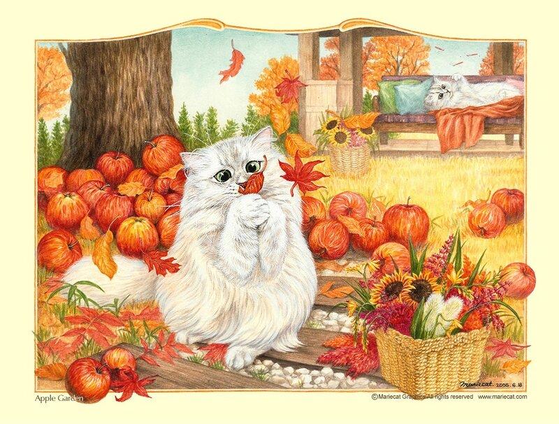 Фантастические кошки красавицы