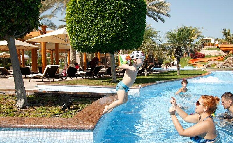 Ледяные ванны и бассейн «Спартака» в Эмиратах (Фото)