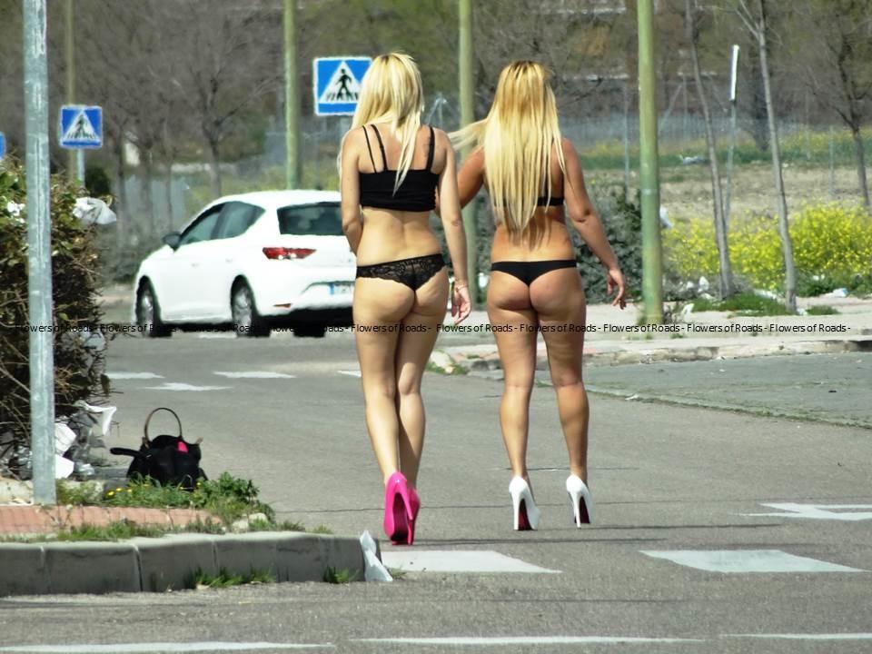 Проститки на дороге фото 189-536