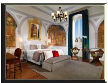 Италия. Флоренция. The St. Regis Florence. Premium Deluxe Arno River view - Florentine style