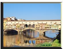 Италия. Флоренция. Pontevecchio, Florence. Фото maumar70 - Depositphotos
