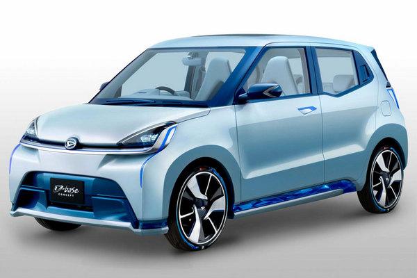 Новый концепт от компании Daihatsu