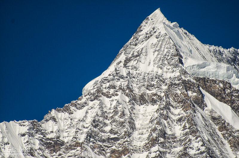 горка-мороженка, гималаи, непал