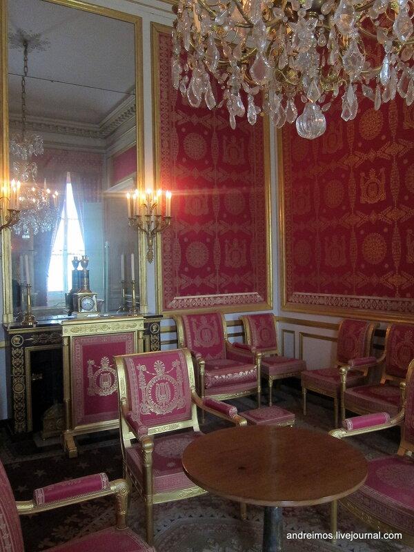 Castles of france ch teaux de france page 172 for Salon anglais