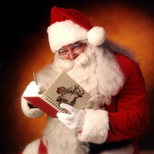 Плохой Санта. Он - по-настоящему плохой. Вся правда о деде Морозе в 3 фото и 2 абзацах!