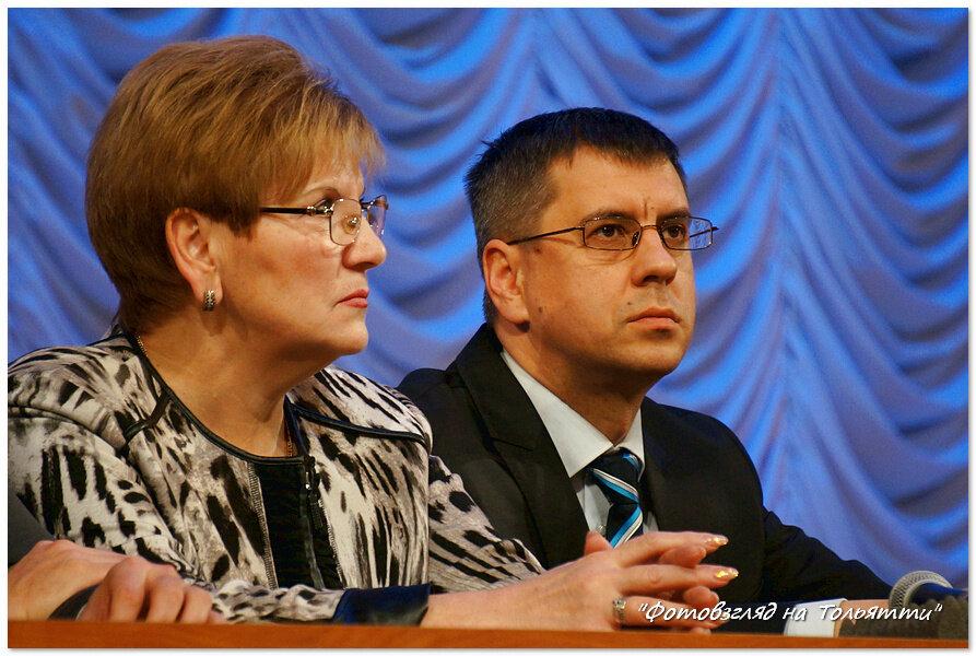 Губернатор в Тольятти
