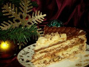 Киевский торт готов!