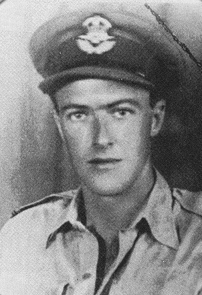 Roald Dahl in the RAF