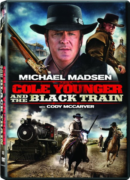 Коул Младший и Черный Поезд / Cole Younger & The Black Train (2012) DVDRip