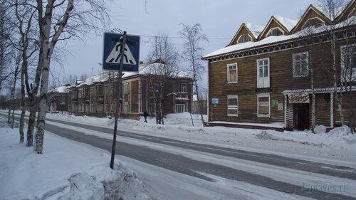 Фото города Инта №3205  Кирова 20, 18 и 16 03.02.2013_12:13