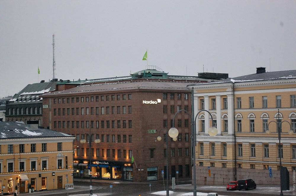 Хельсинки Банк Nordea
