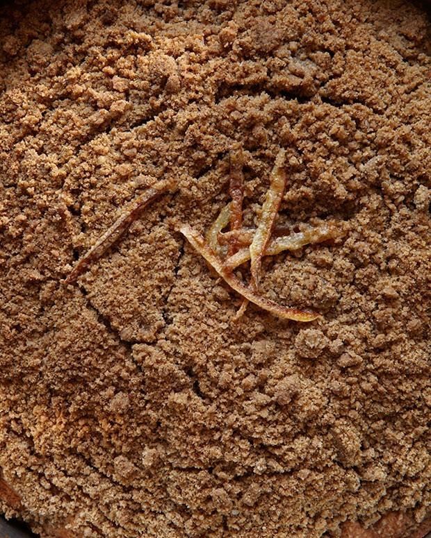 4. Поверхность кофейного торта. (© Gentl and Hyers / Offset)