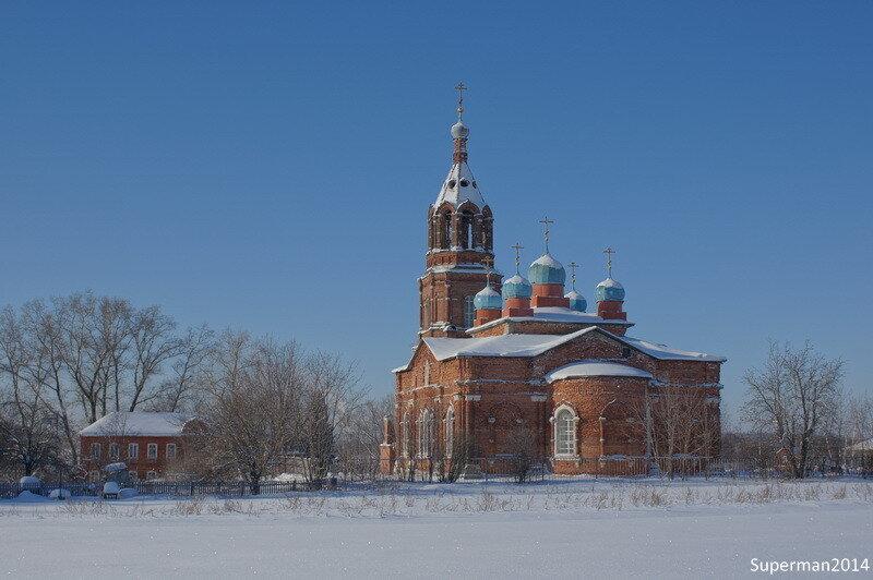 Кудыкина гора храм рождества