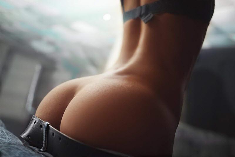 Самые сексуальные части девушек
