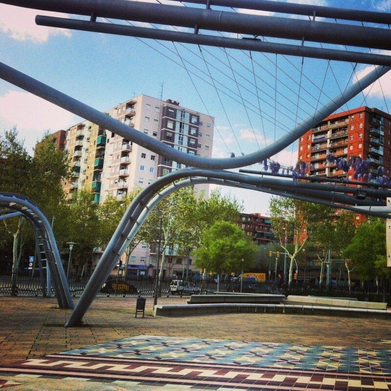 Парк Диагональ дель Мар