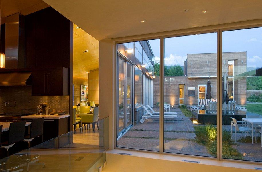 Современное поместье в Аспене от Studio B Architects