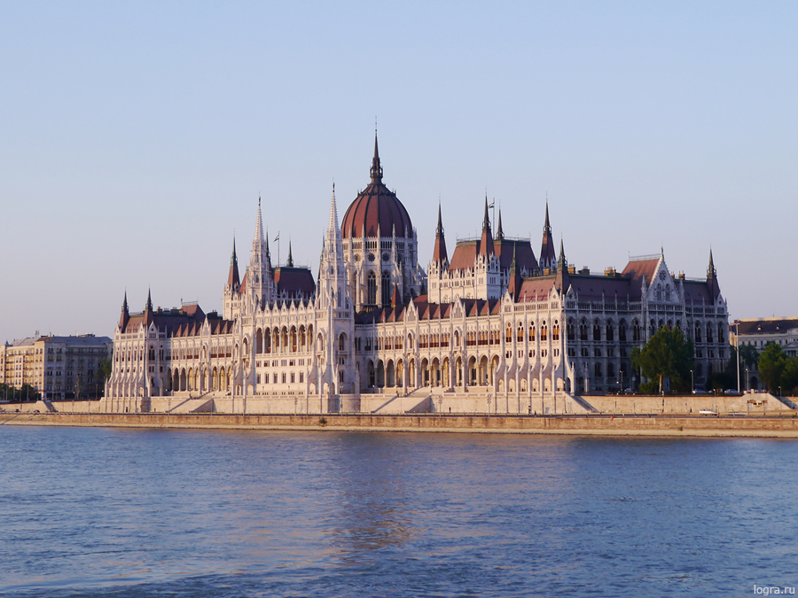 Будапешт. Парламент. Снято на Panasonic Lumix G5.