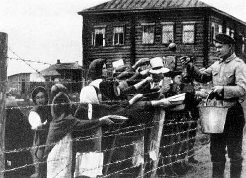 оккупация Петрозаводска