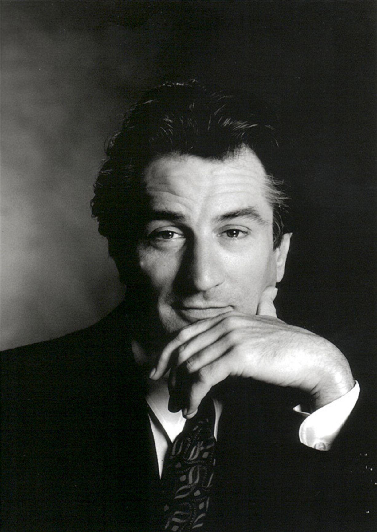 Robert De Niro / Роберт де Ниро - портрет фотографа Грега Гормана / Greg Gorman