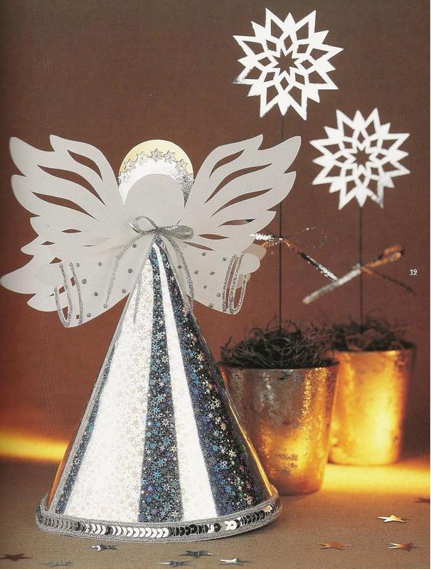 Поделки к рождеству и новому году