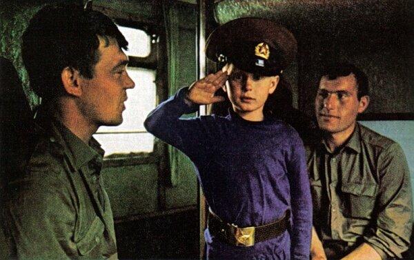 Дети в СССР фото