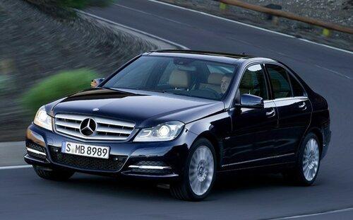 Новый Mercedes C-Class – официально обнародованные факты