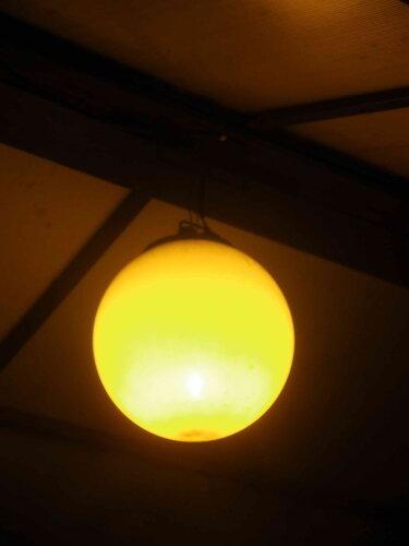 Фото 3. Подвес-шар. Крупный план.