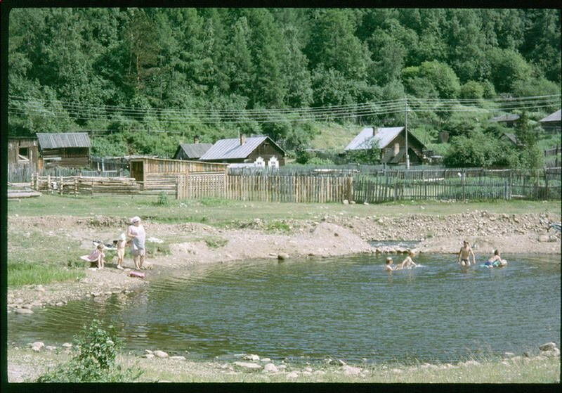 160. Село Николы на Байкале