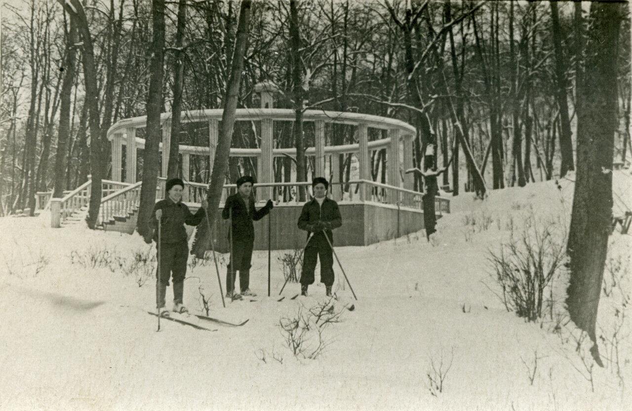 1940. Филевский парк