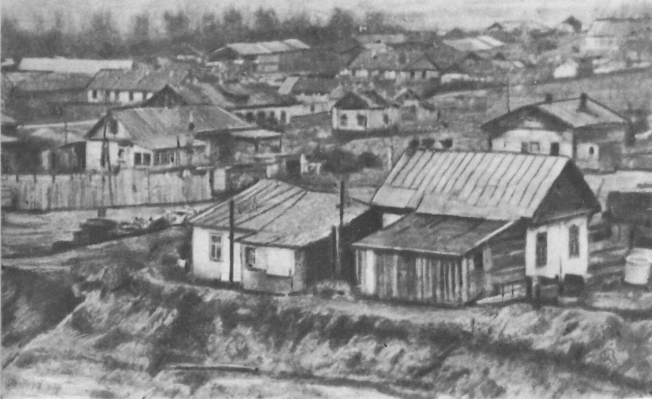 Деревня Ховрино