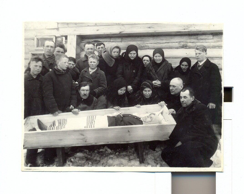 Федосья Ивановна Цыпляева, умерла 21.02.1955.