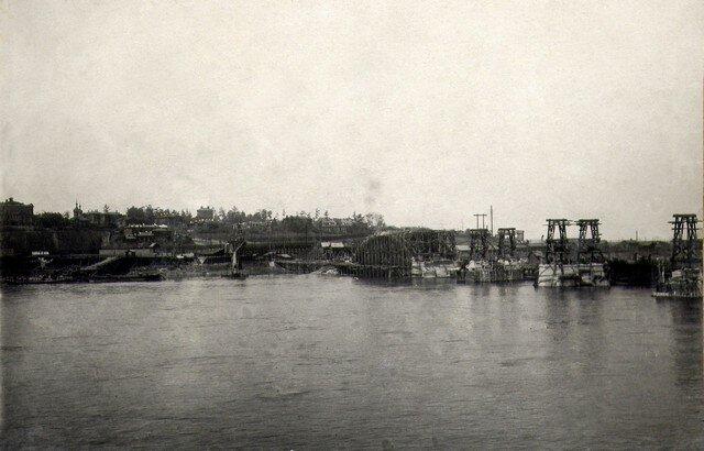 Общий вид постройки. 16.6.1935г.