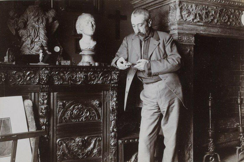 Анатоль Франс (1844-1924)