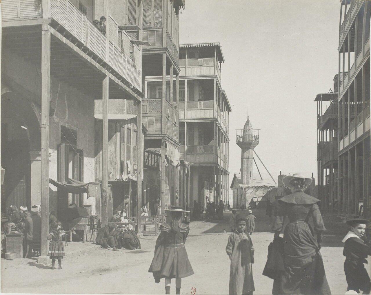 Арабская часть города