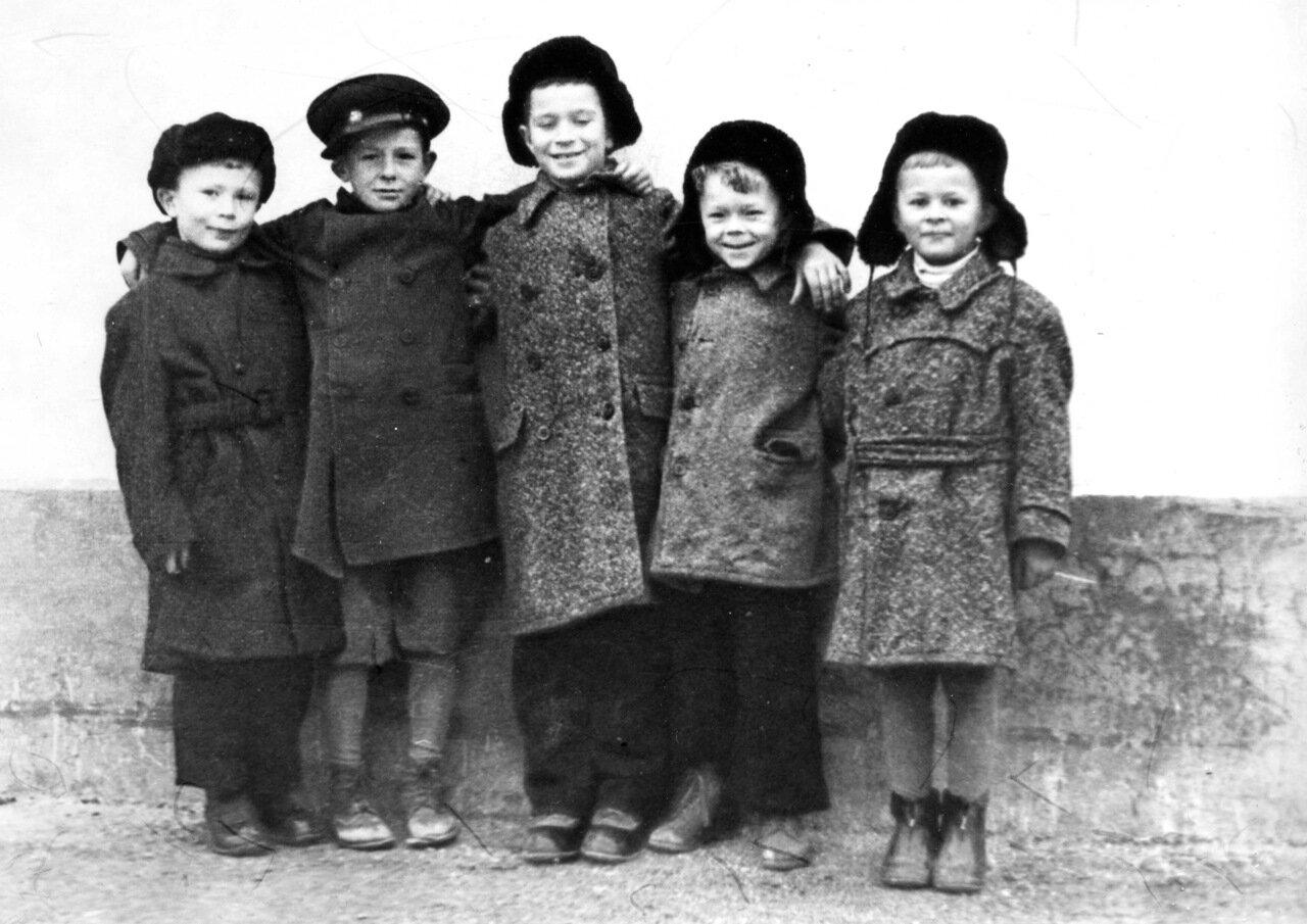 Феодосия,Приморский 1958 год