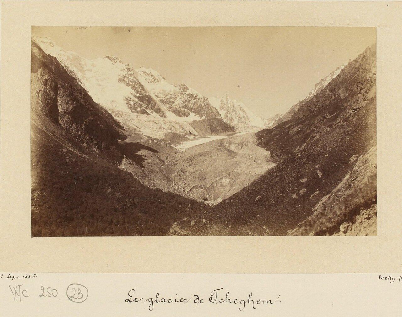 Ледник Чегема
