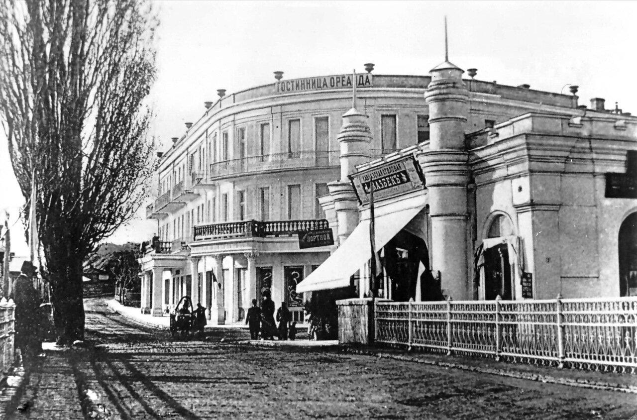 10. Гостиница Ореанда