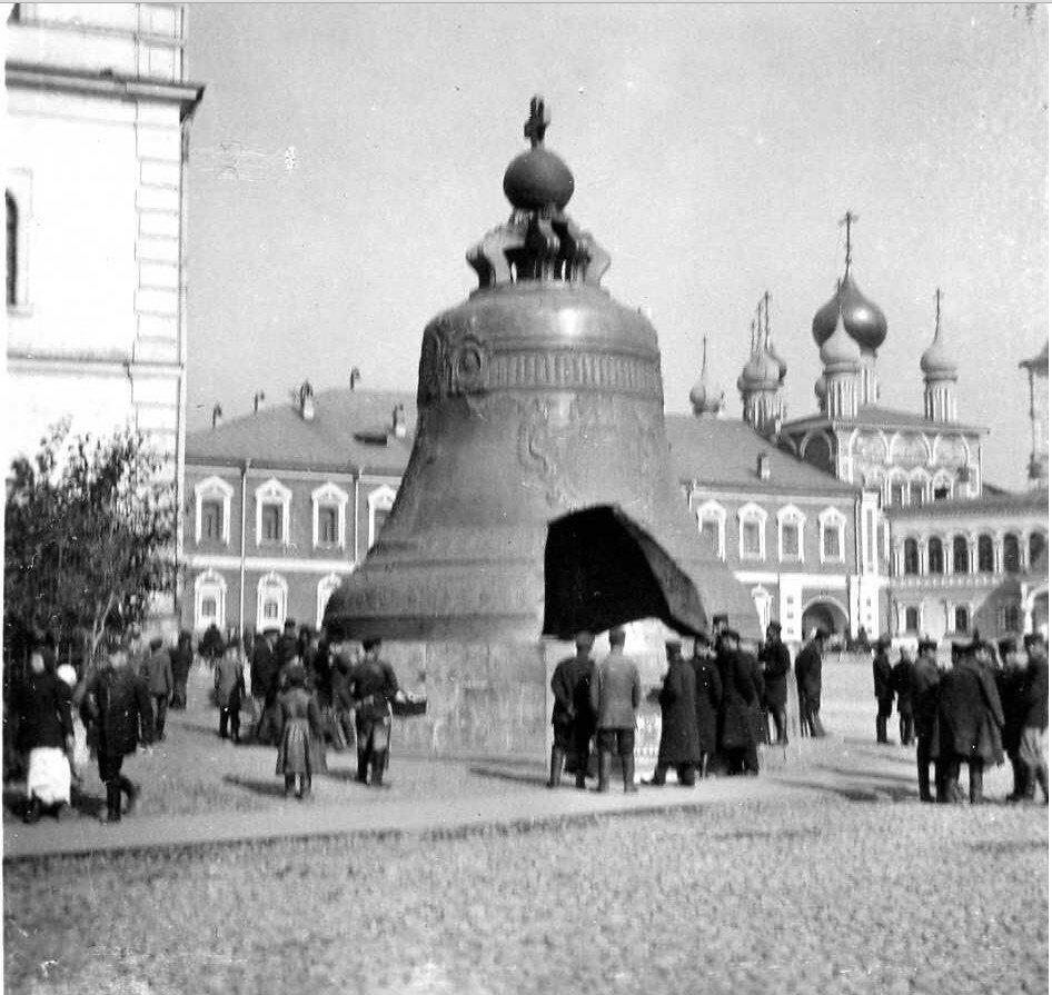 670. Кремль. Царь колокол