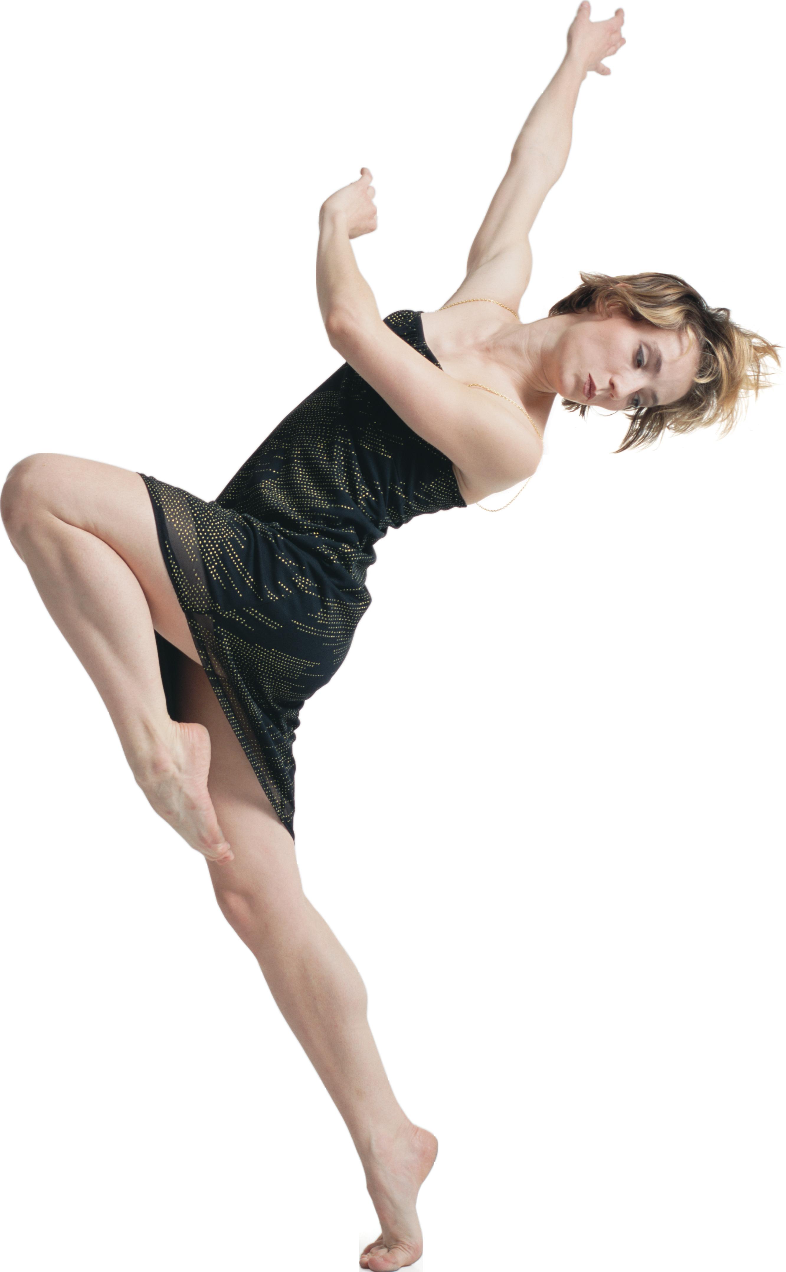 Танец в прозрачном платье 7 фотография