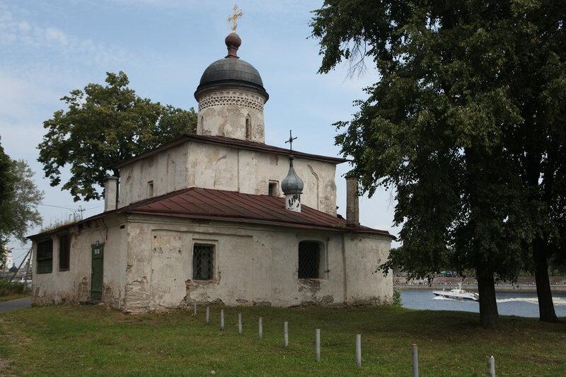 Псков - Морской Храм святителя Климента Римского