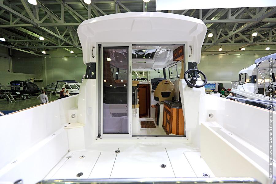 фотографии Международная выставка катеров и яхт