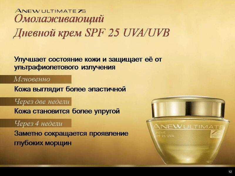 Линия Anew Ultimate 7S