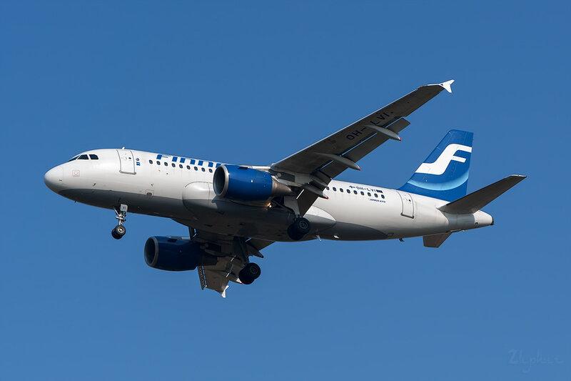 Airbus A319-112 (OH-LVI) Finnair DSC6528