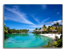 Французская Полинезия. Bora Bora Фото Diana Koryakovtseva - shutterstock