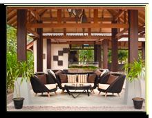 Сейшелы. О. Силуэт. Hilton Seychelles Labriz Resort & Spa. La Pizzeria