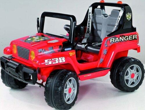 Детский электромобиль станет хорошим развлечением ребенку
